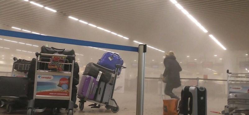 Azonosították a másik reptéri robbantót, Magyarországon is járt
