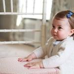 Az egyéves hercegnő - Londonban ledobták a cukiságbombát