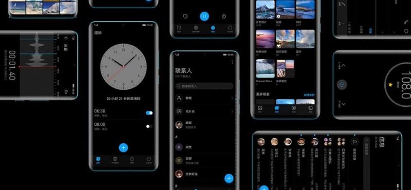 Huawei telefonja van? Készüljön, ezek a mobilok kapják meg a Huawei új felületét