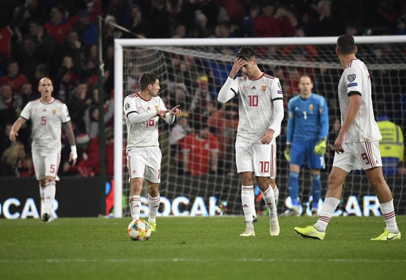 Kilátástalan meccsen maradt le a magyar válogatott az Eb-ről, egyelőre