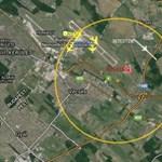 Itt nézheti meg, mik repkednek éppen Budapest felett