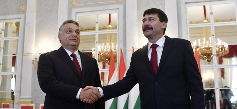 Így használta Orbán és Áder a negyedmilliárdos exkluzív ferihegyi várót