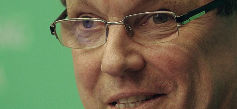 Visszautasítja az amerikai nagykövetség Matolcsy kijelentéseit