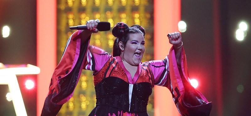 A tavalyi Eurovíziós Dalfesztivált Netta nyerte. És Jack White