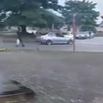 Így jár Ken Block lelki rokona a boltba? - videó