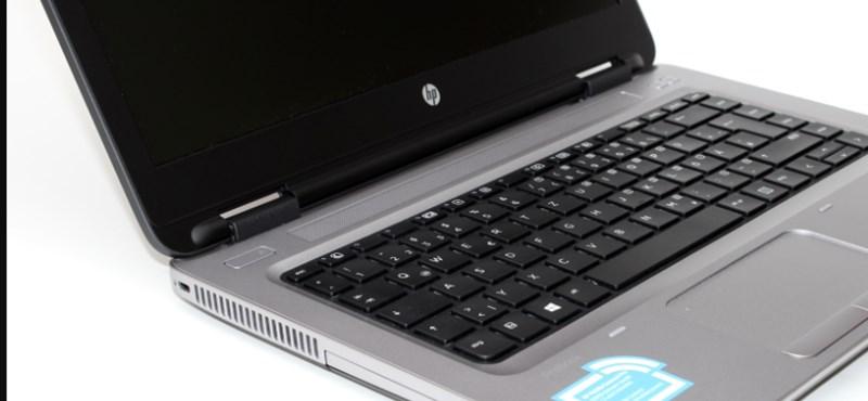 Reméljük, az ön gépe nem érintett: laptop-akkumulátorokat hív vissza a HP, mivel tüzet okozhatnak