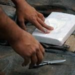 52 milliárd forint értékű, Magyarországra szánt kokaint fogtak egy banánszállítmányban