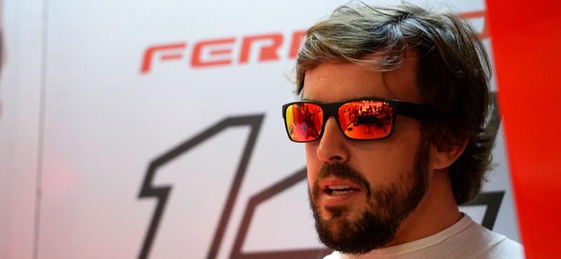 Alonso történelmet ír a McLaren-Honda szerződéssel