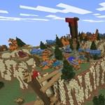 Döbbenet: a World of Warcraft világa a Minecraftban újraálmodva