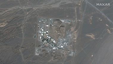 Irán szerint Izrael a felelős a natanzi urándúsítóban bekövetkezett üzemzavarért