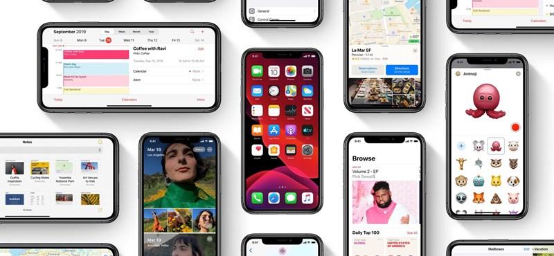 Ezt tényleg irigyelhetik az androidosok az iPhone-osoktól