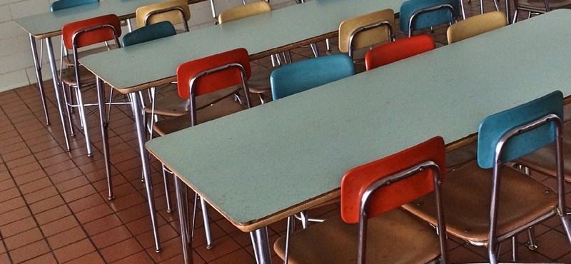 Friss adatok: évről évre drágább az iskolai menza