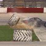 Tizenöt másodperc alatt milliós kár egy BMW M3-ban – videó