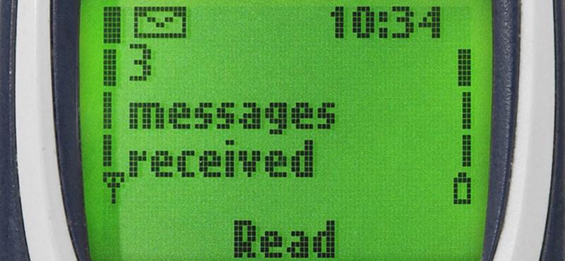 25 éve ezen a napon küldték el a világ első SMS-ét