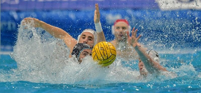 Férfi vízilabda Final Six: az Eger győzelmével biztosan lesz magyar döntős