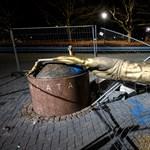Annyiszor rongálták már meg Ibrahimovic malmői szobrát, hogy inkább máshová viszik