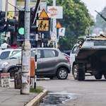 Rafinált puccs Zimbabwéban – vége Robert Mugabe 37 éves hatalmának