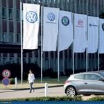 Százból nyolc új autó a Volkswagen-csoporté, ők a legnagyobbak jelenleg