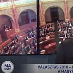 Ilyet a magyar királyi tévében még nem látott: programot hirdet a Kutyapárt (videó)
