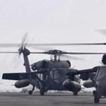 Újabb helikopter-baleset történt, 11 ember eltűnt