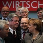 Német konzervatívok: közel abszolút többséggel is balos fordulat