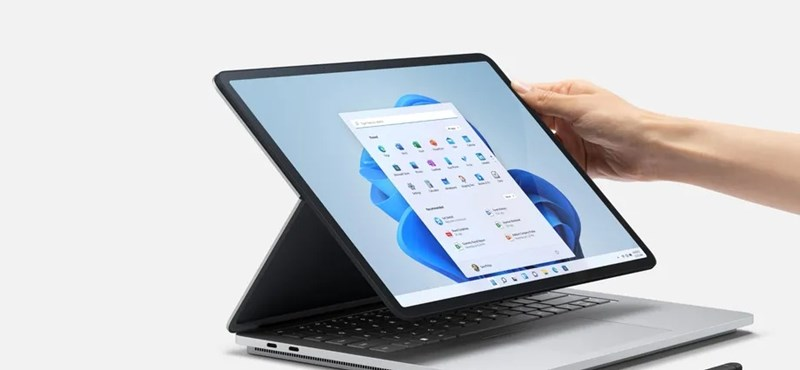 Computadora portátil y tableta en uno: aquí está la explosiva PC de Microsoft, Surface Laptop Studio