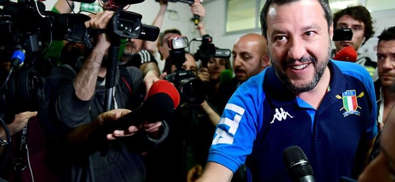Matteo Salvini: új választások kellenek Olaszországban, összeomlott a koalíció