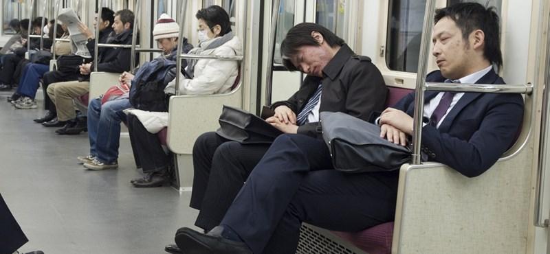 Akik tényleg belehalnak a munkába – Japánban új szó is született az agyonhajszolt dolgozókra