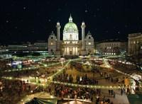 Ez várja Bécsben, ha karácsonyi vásározni akar