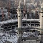 Zárva marad a ramadán alatt a mekkai és a medinai mecset