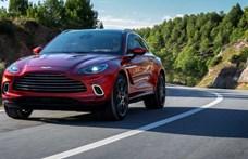 Az első divatterepjáró pörgeti fel az Aston Martin eladásait