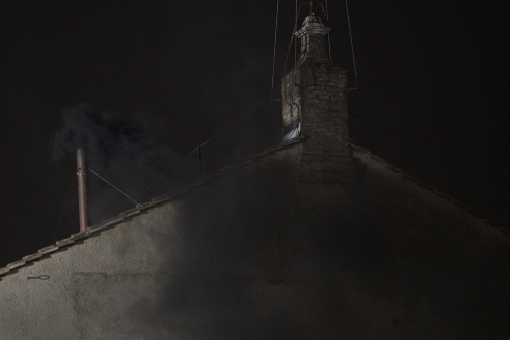 fekete füst - pápaválasztás - pavalko