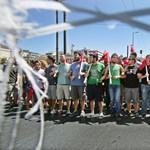 Kétnapos sztrájkba kezdtek a görög tanárok