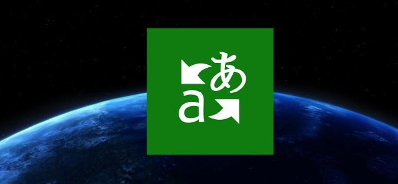 Most már netkapcsolat nélkül is használhatja a Microsoft fordítóját