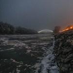 A klímaváltozás miatt ritkábban fognak befagyni a folyók, és ez nagyobb baj, mint gondolná