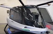 Futurisztikus hidrogénes légi jármű készül Magyarországon
