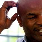 Egyszemélyes Mike Tyson-show Las Vegasban