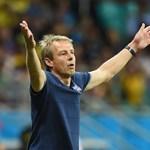 Itt a döntés: kirúgták Klinsmannt a válogatott éléről az amerikaiak
