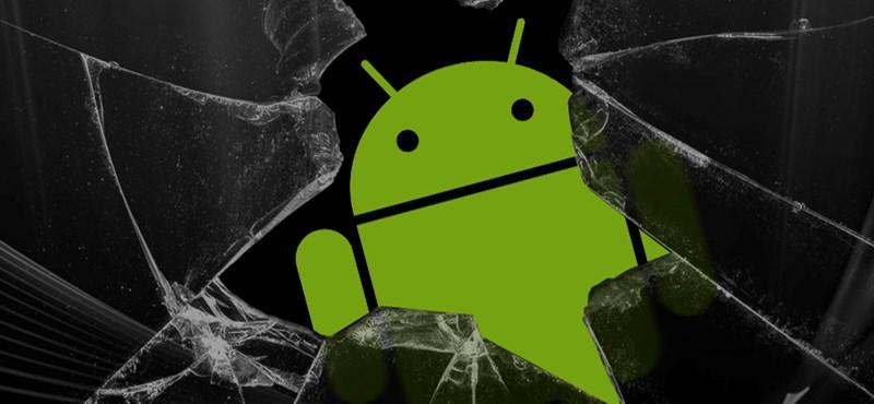 Új androidos vírus terjed, ami képes megváltoztatni a PIN kódot, lezárja a telefont, és mindent titkosít