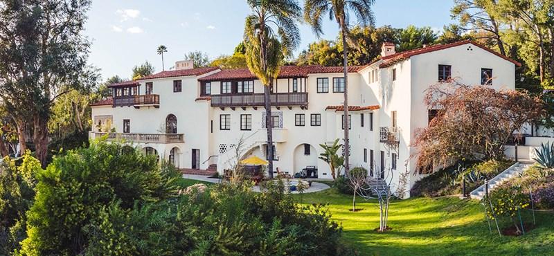 Ebbe a Los Angeles-i villába menekült Thomas Mann a nácik elől