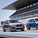 Megérkeztek a legnagyobb és legerősebb BMW-k