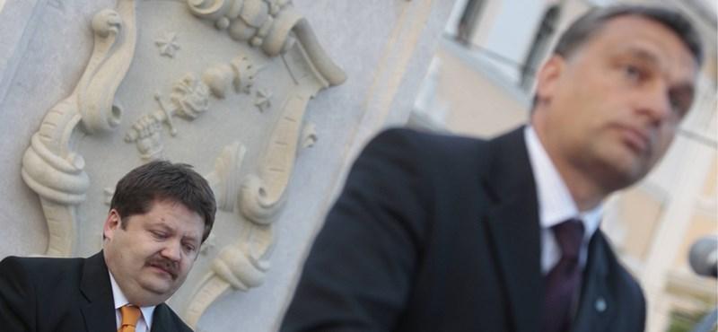 Fantomintézetbe ölt Orbán 1,3 milliárdot Kövér kedvéért