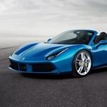 Egy 670 lóerős nyitható tetős szépség a Ferrari mai meglepetése