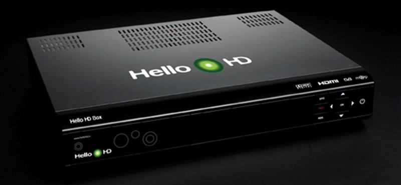 Megérkezett a Hello HD (x)