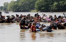 112 menekültet zsúfoltak össze egy kamionba Mexikóban