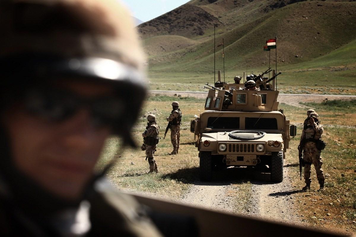 Képes összefoglalónk az afgán katonai misszióról - Nagyítás-fotógaléria