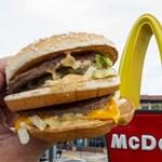 Csendben megnyílt az első McDonald's a Vatikánnál