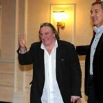 Depardieu-t kulturális nagyköveti tiszttel kínálták meg Montenegróban