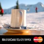 Síeljen könnyedén a MasterCard® Téli Úti Tippekkel, sőt, ha játszik, most becsúszhat egy iPhone4 is! (x)