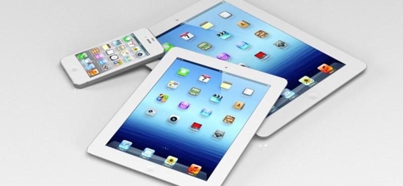 Olcsóbb iPad: szerva itt, csere ott